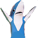 leftshark by tinabeans