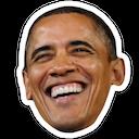 happy obama random