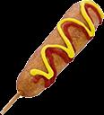 corndog random
