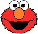elmo by Jan