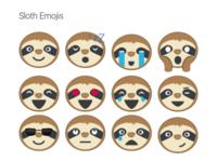 sloths random