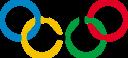 olympic rings random