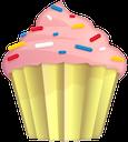 cupcake by beverlythrillzcop
