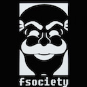 fsociety_black by epic_fil