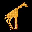 giraffe by Dan