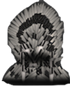 iron_throne by mcls