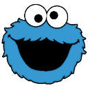 cookie monster random
