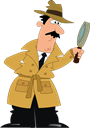 detective random