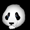 sad panda random