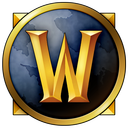 wow icon logo