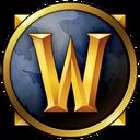 wow icon logo
