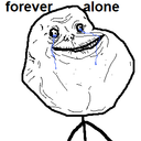 forever alone random