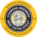 coopers best extra stout random