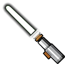 blacklightsaber star wars