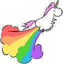 unicornfart random