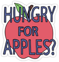 hungryforapples random