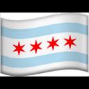 flag chi