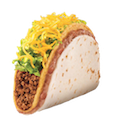 double decker taco random