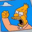 old man yells at cloud random