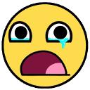 cry face random