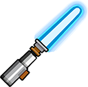 bluelightsaber star wars