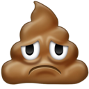 sad poop random