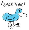 quacktastic random