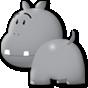 coy hippo random
