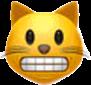 grimace cat