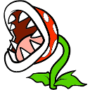 piranha plant random