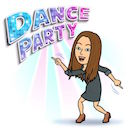 dance party random