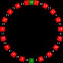 roulette random