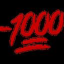 1000 random