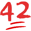 42 random