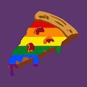 pride pizza random