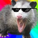 awesomepossum random