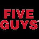 five guys random