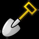 shovel random