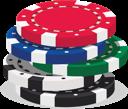 poker chips random