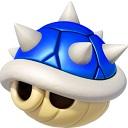 blue shell random