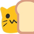 meow bread blob cats