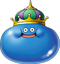 king slime random