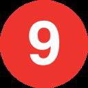 nine random