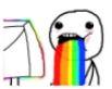 rainbow meme