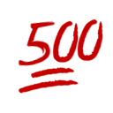 500 random