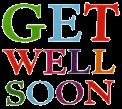 get well soon random