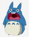 totoro yell random