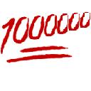 1000000 random