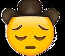 sadcowboy cowboy emojis
