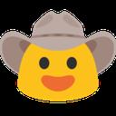 blob cowboy hangouts blob